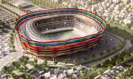 Al Garafa Stadion