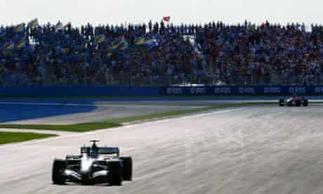 McLaren Kimi Raikkonen Istanbul