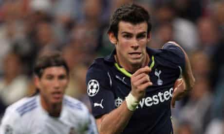 Gareth Bale Tottenham Hotspur