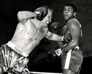 Cooper v Cassius Clay, 1963