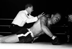 Cooper v Floyd Patterson, 1966