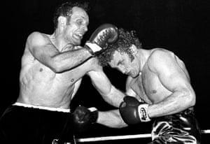 Boxing - British, Commonwealth and European Heavyweight Championship - Henry Cooper v Joe Bugner