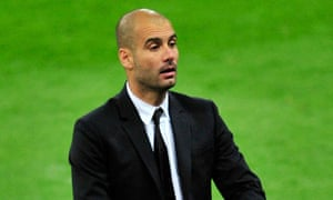 Pep Guardiola wants to test himself further away from current club Barcelona