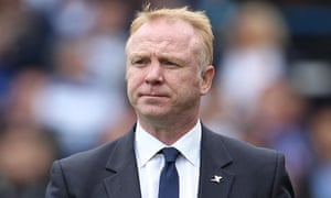 Alex McLeish is set to become Aston Villa's manager before the weekend despite a protest