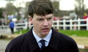 A youthful Aidan O'Brien in 2000
