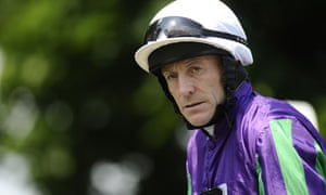 Kieren Fallon at Epsom. He said he is 'disappointed and very sorry' not to be riding in the Derby