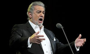 Opera singer Placido Domingo has been targeted by Fifa's Sepp Blatter for his 'council of wisdom'