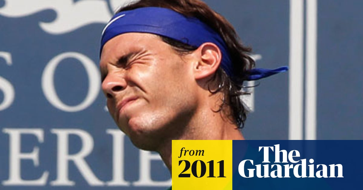 35516515 Rafael Nadal admits pondering switch to golf after 2005 injury ...