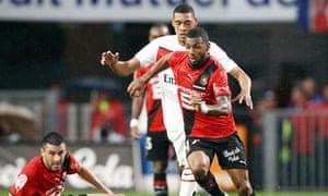 Rennes midfielder Yann M'Vila