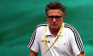 Team GB's head coach Charles van Commenee is not out to make friends on the road to London 2012