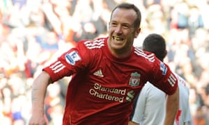 Charlie Adam all smiles for Liverpool