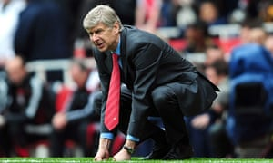 Arsène Wenger has problems with wages