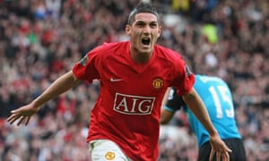 Federico Macheda is wanted by Newcastle