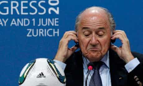 Sepp Blatter is under attack from Zurich politicians