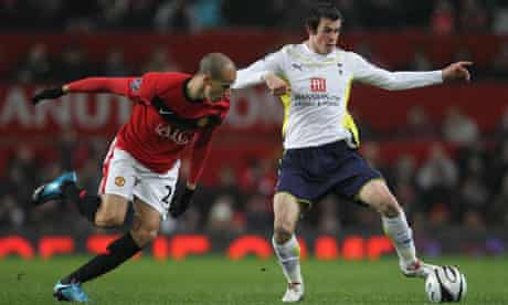 Manchester United's Gabriel Obertan