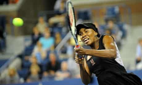 Venus Williams had to accept her condition