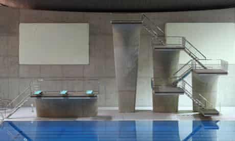 The Aquatics Centre