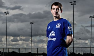 'There has been no crossover,' says Leighton Baines