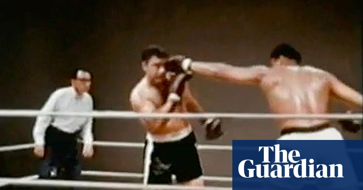 The forgotten story of … the Rocky Marciano v Muhammad Ali