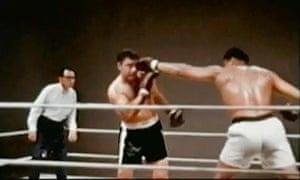 Rocky Marciano v Muhammad Ali