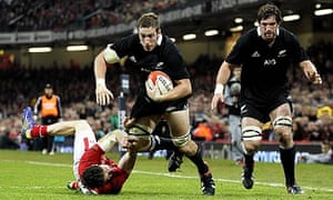new zealand try