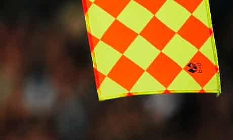 linesman's flag