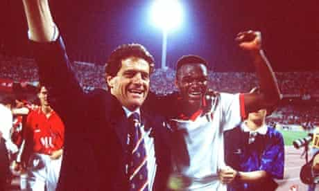 Milan v Barcelona 1994