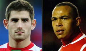 Ched Evans (left) and Clayton McDonald