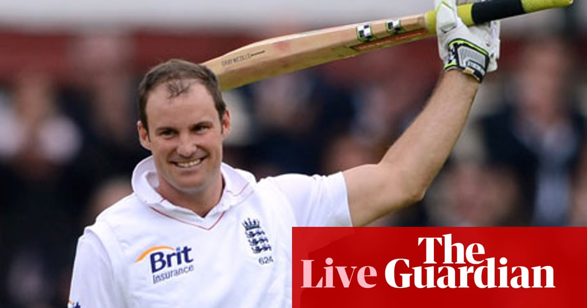England v West Indies – as it happened | Rob Smyth and John Ashdown
