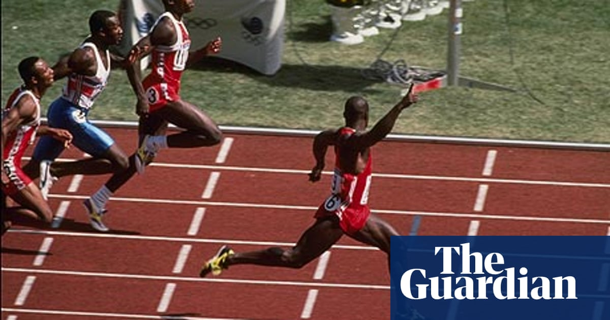 Ben Johnson, Carl Lewis and the drama of the Dirtiest Race in ...