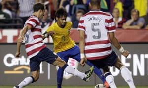 Brazil vs USA