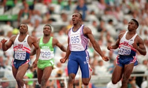 linford christie's gold 1992