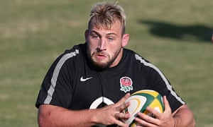 Joe Marler is set to earn his first cap for England against the Springboks in Durban
