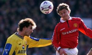 Southampton's former Norwegian defender Claus Lundekvam