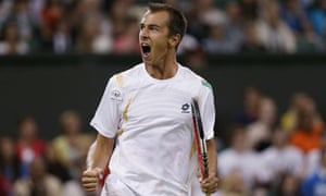 Lukas Rosol's stunning victory over Rafael Nadal was one of the memorable moments