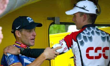 Lance Armstrong, Tyler Hamilton