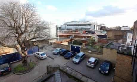 Tottenham site