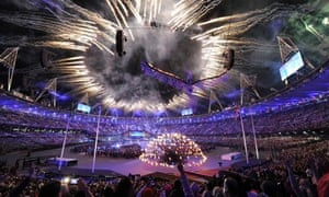 """It was hoped the London 2012 Olympics would """"inspire a generation"""""""