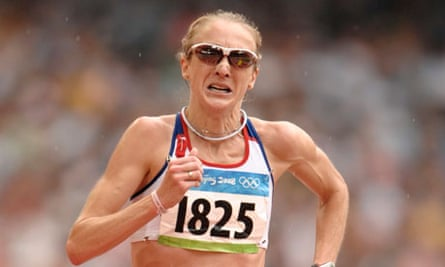 Paula Radcliffe has admitted her career could be over due to injury.