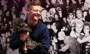 Robbie Rogers dog