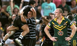 RLWC 2008 Final - Australia v New Zealand