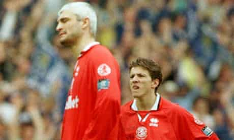 Middlesbrough FA Cup final