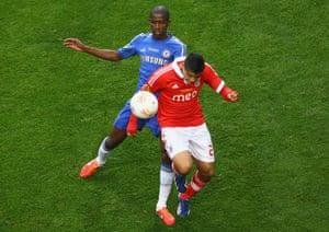 Benfica v Chelsea 3: SL Benfica v Chelsea FC - UEFA Europa League Final