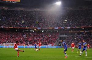 Benfica v Chelsea 4: SL Benfica v Chelsea FC - UEFA Europa League Final
