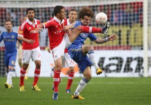 Benfica v Chelsea 7: Chelsea v SL Benfica - 2013 UEFA Europa League Final