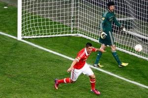 Benfica v Chelsea 10: football