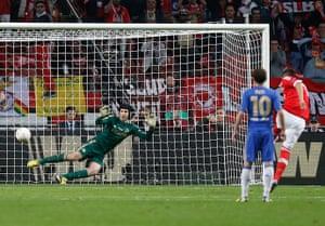 Benfica v Chelsea 11: SL Benfica vs Chelsea FC