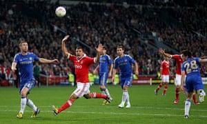 Benfica v Chelsea 12: Soccer - UEFA Europa League Final - Benfica v Chelsea - Amsterdam Arena