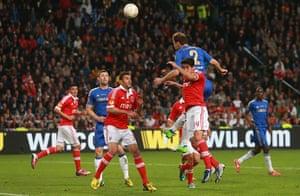 Benfica v Chelsea 13: SL Benfica v Chelsea FC - UEFA Europa League Final