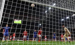 Benfica v Chelsea 17: SL Benfica v Chelsea FC - UEFA Europa League Final